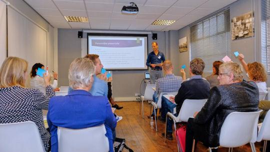 Workshop authentiek presenteren
