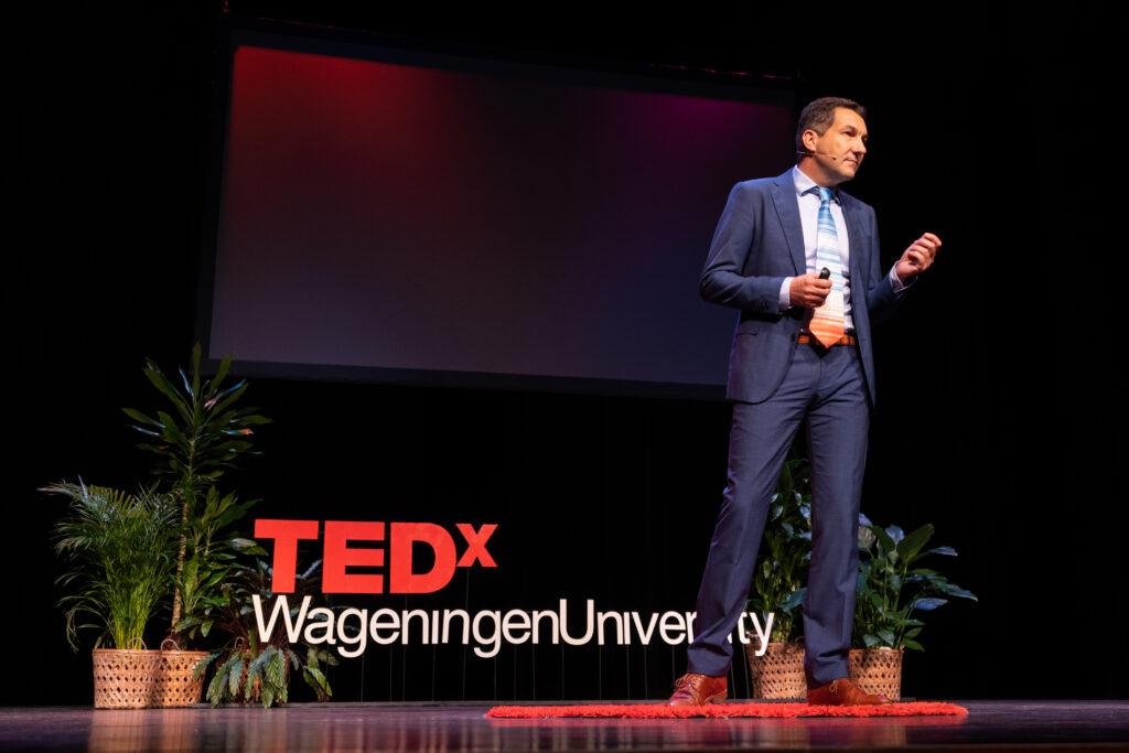 TEDx sprekerscoach Henriëtte de Graaf, Spreker Tim van Hattum